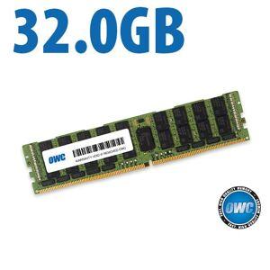 Other World Computing 32.0GB OWC 2666MHz DDR4 PC4-21300 ECC 288-Pin RDIMM Memory Upgrade OWC2666D4MPE32G
