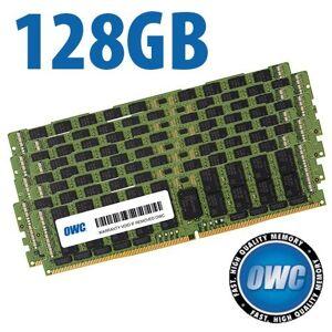 Other World Computing 128.0GB (8 x 16GB) OWC 2666MHz DDR4 PC4-21300 ECC 288-Pin RDIMM Memory Upgrade Kit OWC2666R1M128