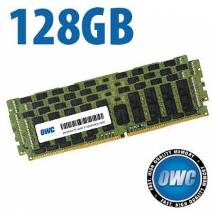 Other World Computing 128.0GB (4 x 32GB) OWC 2666MHz DDR4 PC4-21300 ECC 288-Pin RDIMM Memory Upgrade Kit OWC2666R3M128