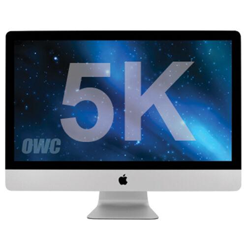 """Apple 27"""" iMac Retina 5K (2019) 3.6GHz 8-Core i9 - Used, Mint condition UACM4NS4XX21XXA"""