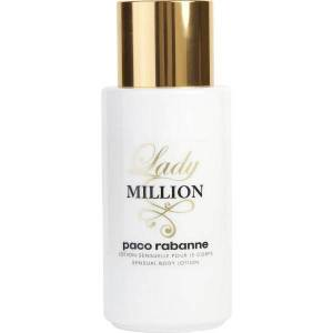 Paco Rabanne - Lady Million : Body Lotion 6.8 Oz / 200 ml