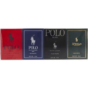 Ralph Lauren - Polo Variety : Gift Box Set 15 ML