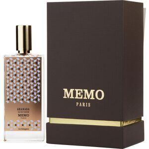 Memo Paris - Granada : Eau de Parfum Spray 2.5 Oz / 75 ml