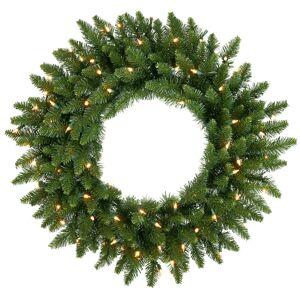 Drop Ship Baskets 72   Camdon Wreath 1020T 400CL Indoor-Outdoor