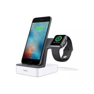 Belkin F8J237ttWHT Charge for Apple Watch & iPhone
