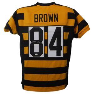 Denver 16851 Pittsburgh Steelers Alternate JSA Antonio Brown Autographed Jersey