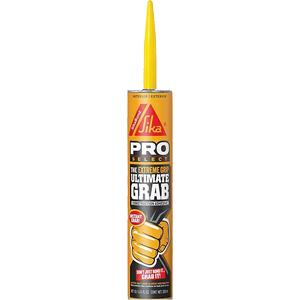 SIKA 033886081122 476098 10.1 oz bond Ultimate Grab Adhesive