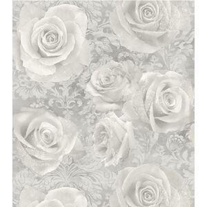 Arthouse 623303 Reverie Wallpaper, Silver