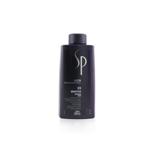 WELLA 243698 33.8 oz SP Men Sensitive Shampoo