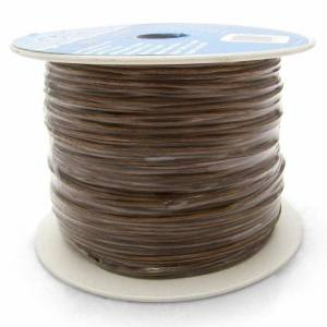 Keep It Clean Wiring Accessories 10278 500 ft. 10 g Primary Wire, Black