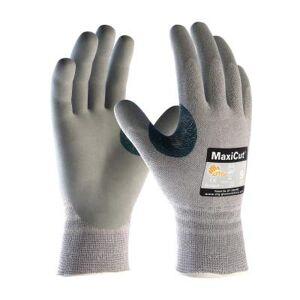 Maxicut 112-19-D470-XXL Seamless Knit Dyneema Engineered Yarn Gloves, Gray - 2XL