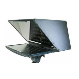 Prompter People PRP-ROBO 24 in. Screen Teleprompter for PTZ Cameras with Wide Glass & Monitor