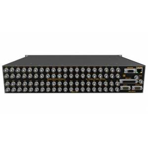Matrix Switch MSC-VMF448X16 448 Input 16 Output Multi-Frame Composite Analog Video Router