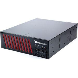 Livestream LS-HD1710-S8IS8O H1O-N25I-N5O Video Switcher with 8 x HDSDI Plus 25 x NDI In 8 x HDSDI Plus 5 x NDI Out Ports