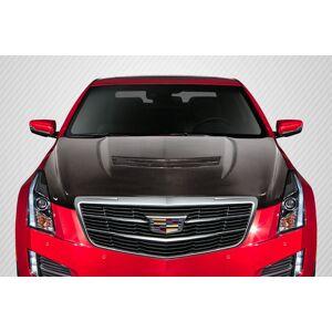 Rio 115376 V Look Hood for 2013-2019 Cadillac ATS