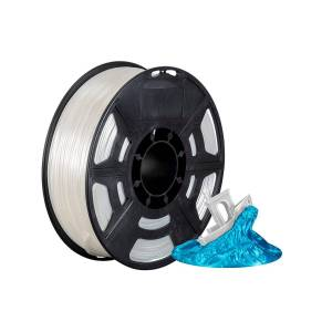 Monoprice 36288 1.75 mm 1kg Per Spool Hi-Gloss 3D Printer Filament PLA, Natural Color