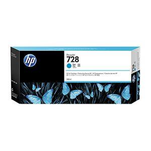 HP F9K17A 728 Cyan Original Ink Cartridge