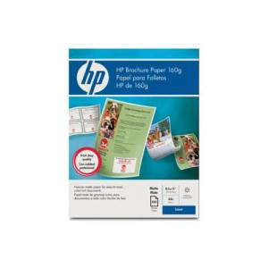HP Brochure Laser Paper - Letter - 8.5    x 11    - Matte - 150 Sheet - Brochure & Flyer Paper