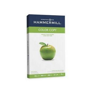 Hammermill 102475 Color Copy Paper  100 Brightness  28lb  8-1/2 x 14  Photo White  500/Ream