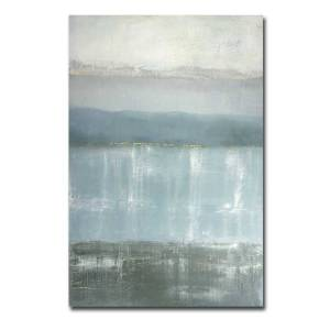Artistic Home Gallery 2436O198CG Twilight Blues by Caroline Gold Premium Gallery-Wrapped Canvas Giclee Art - Ready to Hang, 24 x 36 x 1.5 in.