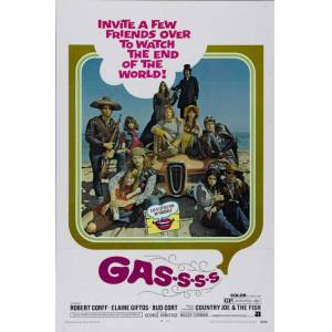 Posterazzi MOVCJ0286 Gas -Or- It Became Necessary to Destroy the World in Order to Save It. Movie Poster - 27 x 40 in.