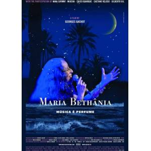 Posterazzi MOVIJ4014 Maria Bethania-Music is Perfume Movie Poster - 27 x 40 in.