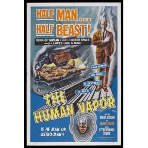 Posterazzi MOVAJ6748 The First Gas Human Movie Poster - 27 x 40 in.