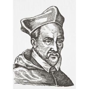 Posterazzi John of Lorraine 1498 1550 French Cardinal Archbishop of Reims Lyon & Narbonne Bishop of Metz Toul Verdun Th Poster Print, 24 x 34