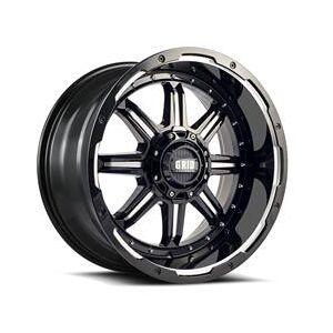 GRID WHEELS GRW-118927M78 18 x 9 GD10 0 Offset Wheel