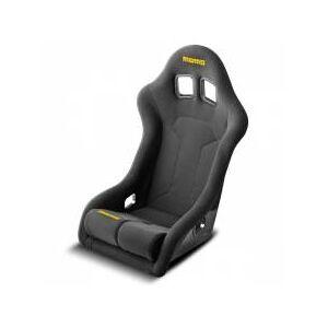 MOMO AUTOMOTIVE ACCESSORIES 1071BLK Supercup Racing Seat, Black - Regular