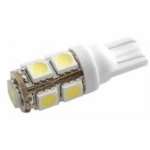 Whole-in-One 100 Lumen LongLife 12V LED Tower Bulb with 194 & T10 Base, Warm White - Pack of 2