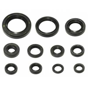 Outlaw Racing OR3469 Engine Oil Seal Kit For Honda CR125R, 2004-2007