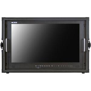 ViewZ VZ-238PM-12G 24 in. 4K UHD Broadcast 10Bits Monitor for 300cd, m2 IPS 3840x2160 Pixels 12G-SDI & Quad SDI In x4 & Out x4 - 24 in.