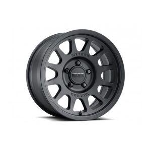 Method Wheels MR70368060500 Method MR703 16 x 8 0 mm Offset 6 x 5.5 Bolt Pattern 106.25 mm Center Bore Matte Black Wheel