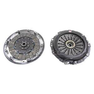 Competition Clutch 4M-15030-1 240 mm Twin Disc Organic Clutch Kit for 2004-2016 Subaru STi 2.5L