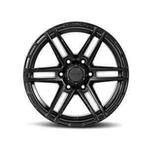 Vorsteiner VR602.17090.6135.12C.87.CB 17 x 9.0 & 6x135 Bolt Pattern 12 mm Offset 87 CB Coal Black Venom Rex 602 Wheel for 2016-Up Toyota Tacoma