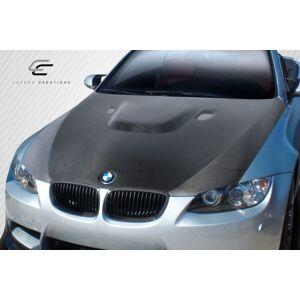 Rio 113003 2011-2013 BMW 3 Series E92 E93 M3 Look Hood, Signature Black - 1 Piece