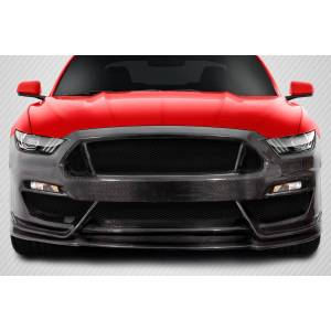 Rio 115444 Creations GT350 Look Front Bumper for 2015-2017 Ford Mustang