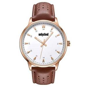 Unlisted UL51162001 45 mm White Kenneth Cole Round Analog Watch for Men