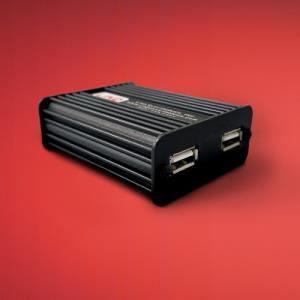 LIND ELECTRONICS USB2SA-4972 Dual USB Power Adapter for Samsung Galaxy E-Tab