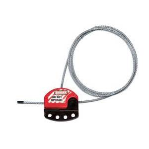 Switch On 6 Ft. Adjustable Cable Lock Out