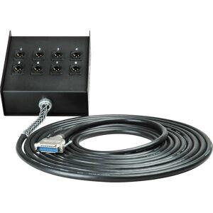 Sescom 1800F-XMF-10-YW 10 ft. Belden High-Flex AES & EBU XLR Cable, Yellow