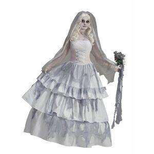 Forum Novelties Costumes 274225 Victorian Bride Deluxe Adult Costume