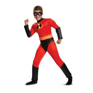 Dispguise Disguise 275984 Halloween Incredibles 2 Dash Classic Muscle Child Costume - Medium