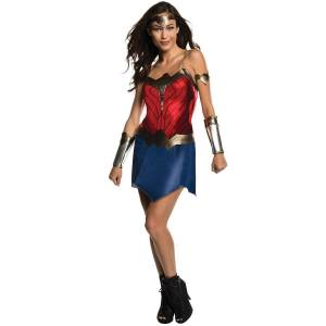 Rubies 272196 Wonder Woman Adult Costume - Small