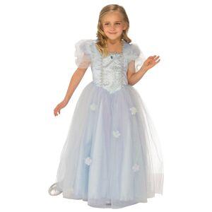 Rubies 279032 Halloween Girls Blue Ice Princess Costume - Large