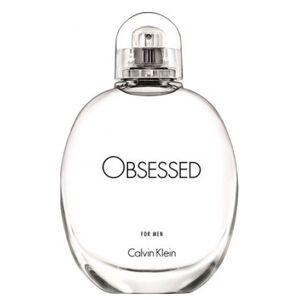 Calvin Klein 311313 4 oz Obsessed EDT Spray & 3.4 oz Hair & Body Wash Alcohol Free 2.6 oz Deodorant Stick for Men