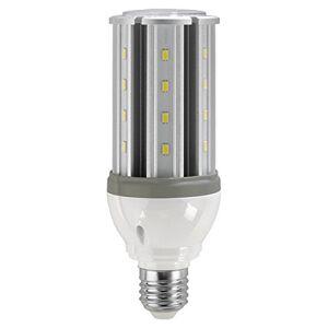 Satco Products S9753 10W LED HID 5000K 12-24V E26 Corn Bulb