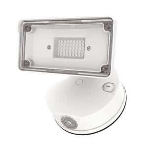 Halo 3003007 Switch Hardwired LED Floodlight, White