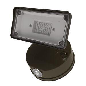 Halo 3003011 Switch Hardwired LED Bronze Floodlight